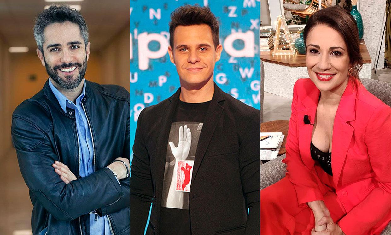 Roberto Leal, Christian Gálvez y Silvia Jato: el ayer y hoy de los presentadores de 'Pasapalabra'