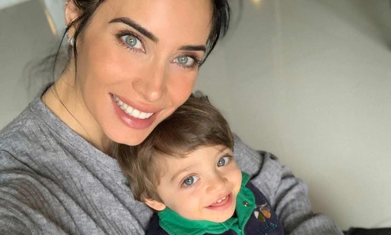 'Cuidadito con nuestro superhéroe', la reacción de Pilar Rubio a una trastada de su hijo pequeño