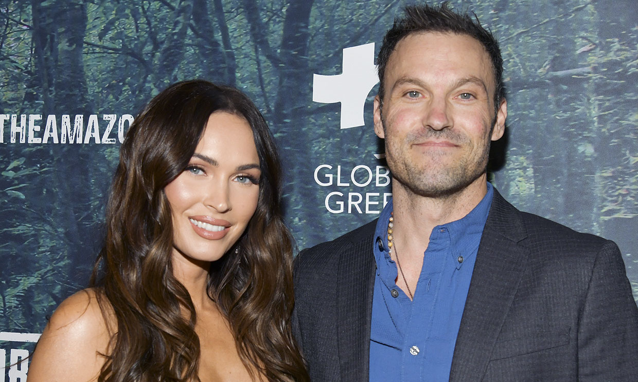 La indirecta de Brian Austin Green tras las fotos de Megan Fox con el rapero Machine Gun Kelly