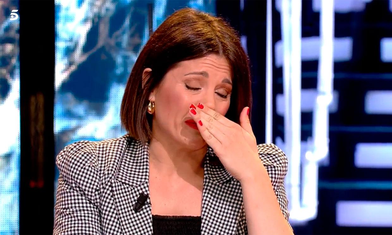 Nagore Robles rompe a llorar en directo tras la confesión de Jorge en Honduras