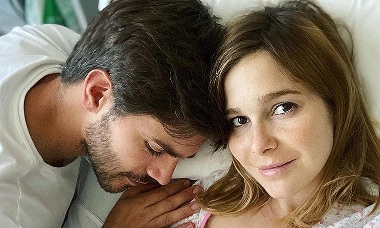 Natalia Sánchez y Marc Clotet han sido padres por segunda vez