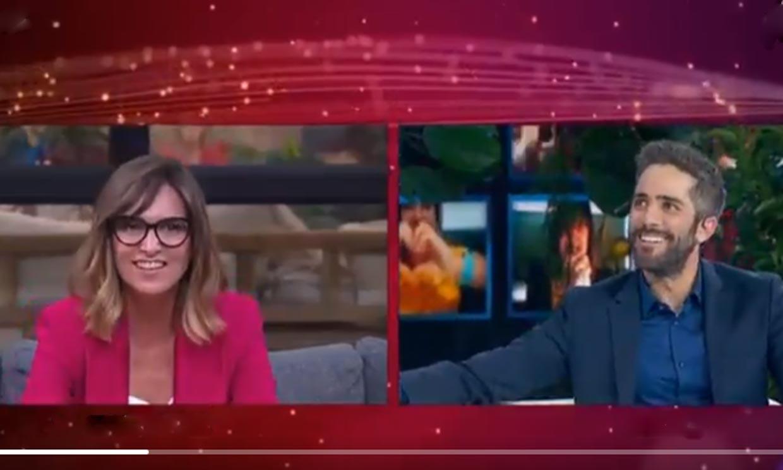 La broma de Noemí Galera a Roberto Leal sobre 'Pasapalabra'