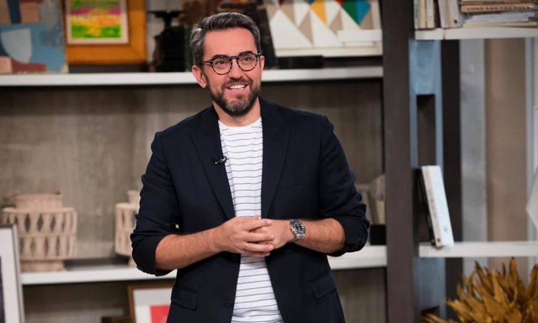 Máximo Huerta revela un dramático episodio de su vida: 'El coche empezó a arder conmigo dentro'