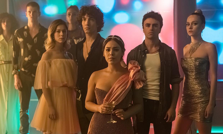 Danna Paola y sus compañeros se despiden de 'Élite', ¿quién más no volverá en la próxima temporada?