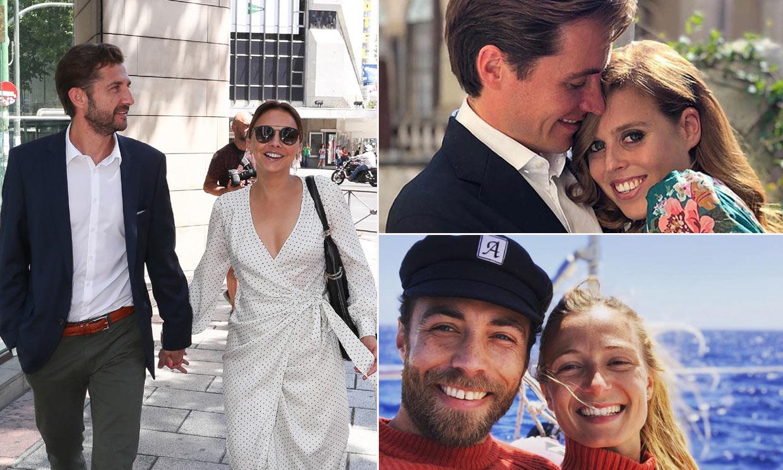 Chenoa, Beatriz de York, José Bono..., las bodas de esta primavera que tendrán que esperar