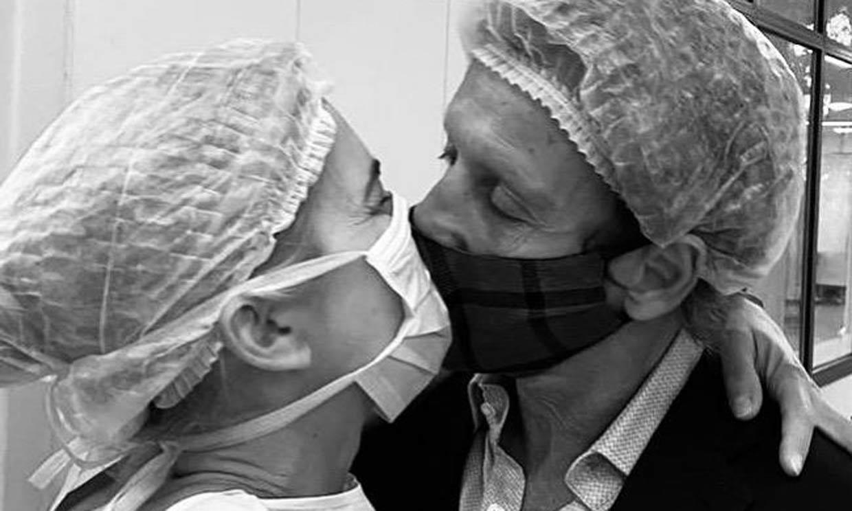 El motivo que ha obligado a Valeria Mazza a pasar por el quirófano en plena pandemia