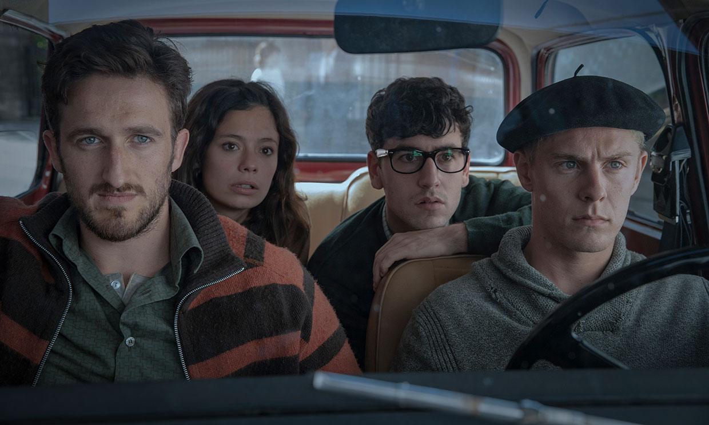 'La línea invisible', la miniserie española basada en hechos reales que ha sido líder de audiencia