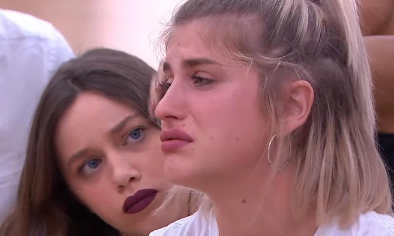 Samantha se echa a llorar tras el último pase de micros de OT
