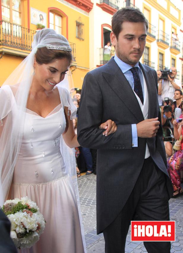 La boda de Lourdes Montes