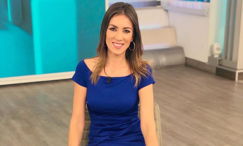 Patricia Pardo sorprende a sus paisanas de la tele con una empanada gallega