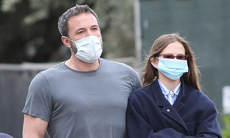 ¿Es Jennifer Garner o su hija Violet? El parecido entre madre e hija es asombroso
