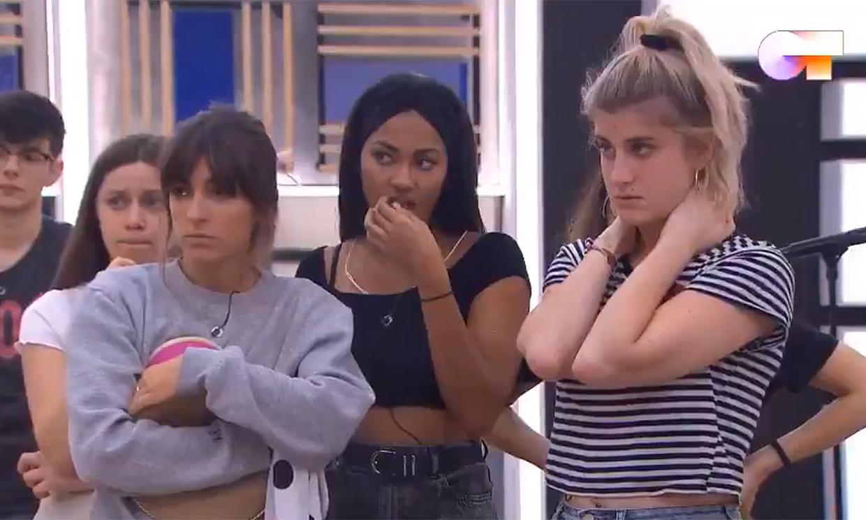 La reprimenda de Noemí Galera a los concursantes después del disgusto de Samantha