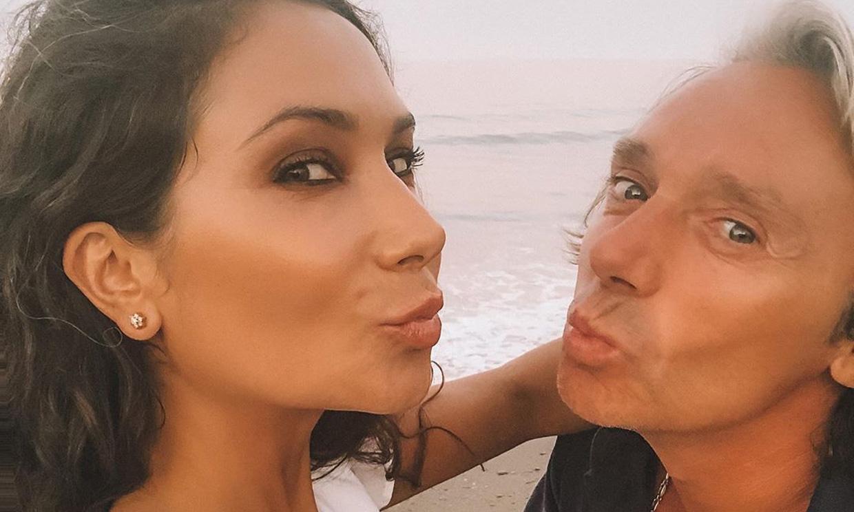 Israel Bayón y Cristina Sainz celebran su aniversario de boda a la espera de ser padres de nuevo