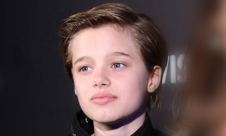 Brad Pitt, un papá 'orgulloso' en el 14 cumpleaños de Shiloh