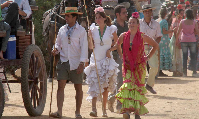 El Rocío, imágenes para el recuerdo de una romería que este año no puede celebrarse