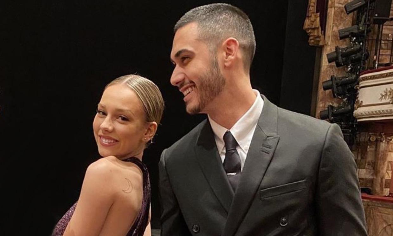 Ester Expósito felicita a Alejandro Speitzer: 'Hoy cumple 25 este hombre increíble'