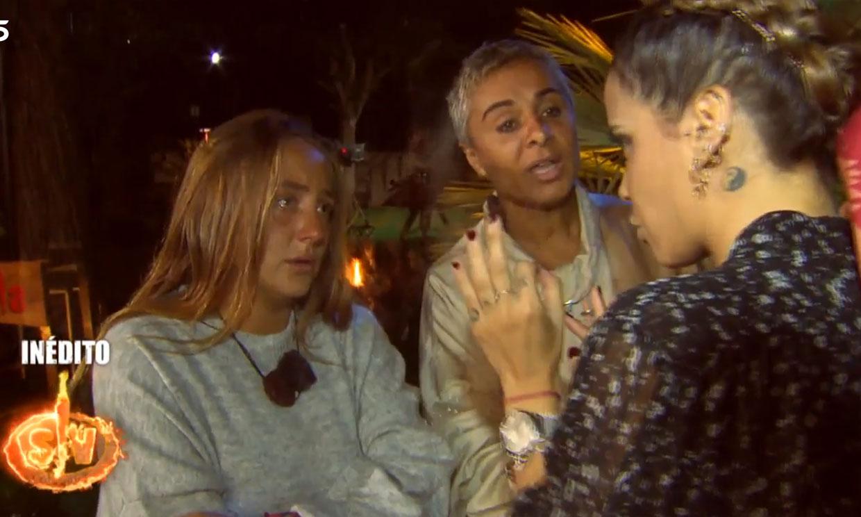 Gloria Camila hace una inesperada confesión a Rocío Flores sobre su concurso