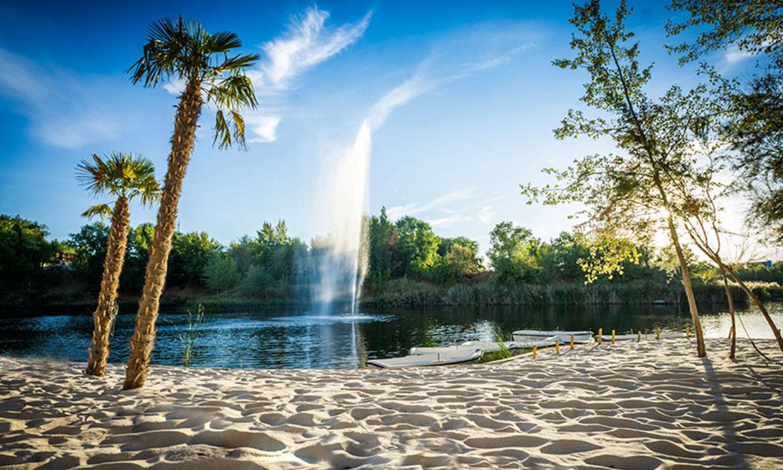 Así es el exclusivo resort donde se alojan los finalistas de 'Supervivientes'