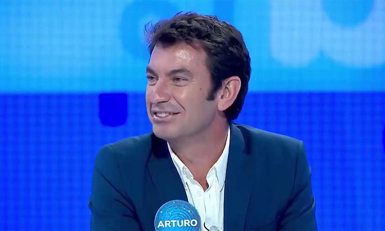 Arturo Valls y Juanra Bonet pasan de presentadores a concursantes por un día