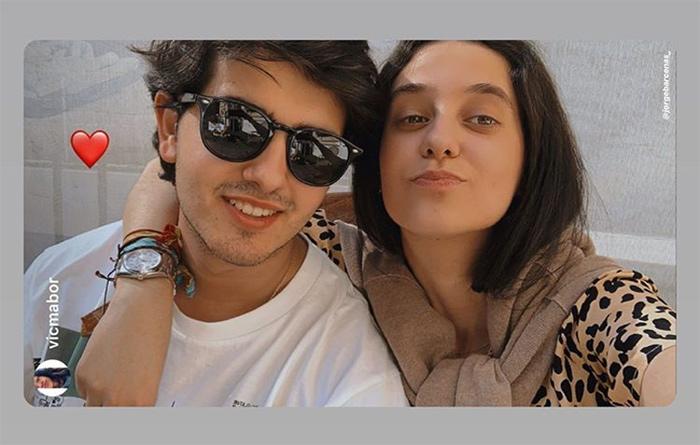 Victoria de Marichalar y Jorge Bárcenas