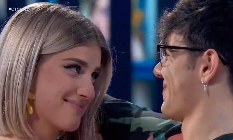 La separación de Samantha y Flavio en OT hace llorar a los fans