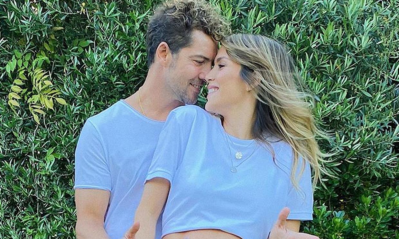 David Bisbal y Rosanna Zanetti anuncian que el bebé que esperan es...