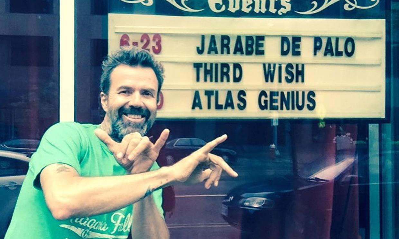 Su última gira, un sueño cumplido para Pau Donés
