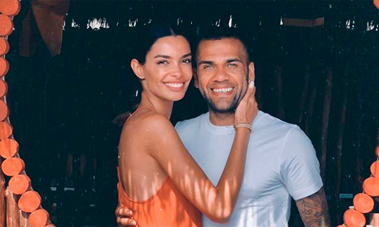 Dani Alves organiza una romántica fiesta para dos por el cumpleaños de Joana Sanz