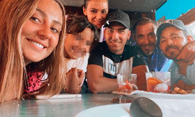 Reunión familiar, compras con su chico... Rocío Flores recupera el tiempo perdido tras 'Supervivientes'