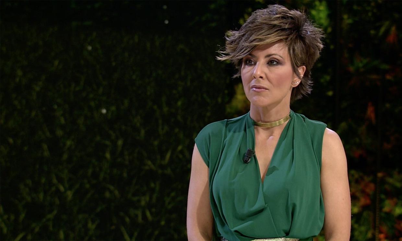 Sonsoles Ónega y su irónico debut como presentadora de 'La casa fuerte'