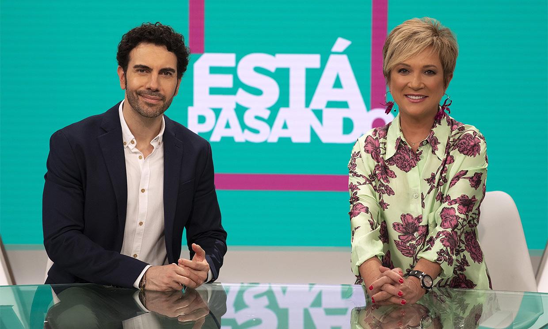 Alberto Herrera, el periodista todoterreno con voz de oro que acompañará a Inés Ballester en televisión
