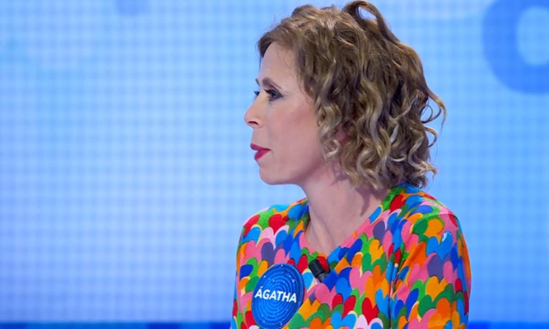 Ágatha Ruiz de la Prada debuta en 'Pasapalabra': 'Estoy superasustada'