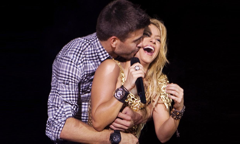 Gerard Piqué recuerda el comienzo de su historia de amor con Shakira