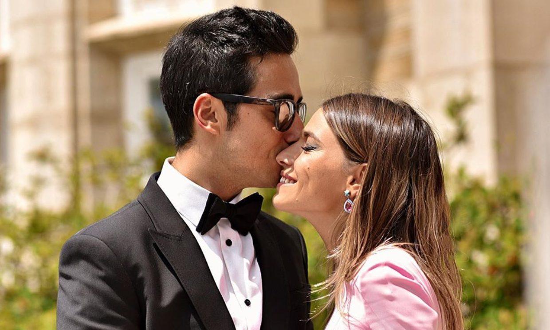 Flora González anuncia su compromiso de boda 'a punto de estallar de amor'