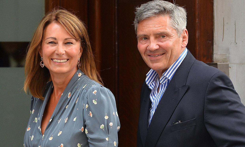 El motivo por el que los padres de Kate Middleton están de enhorabuena ¡y por partida doble!