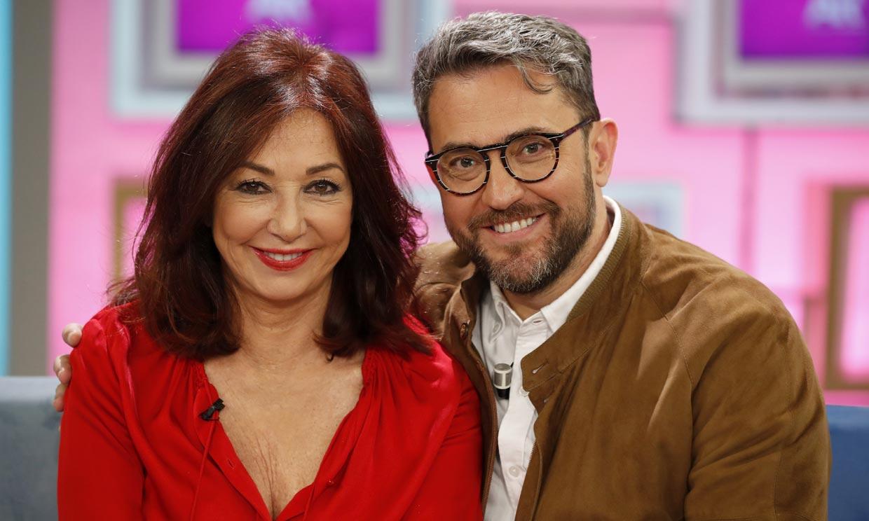 La inesperada confesión de Máximo Huerta sobre Ana Rosa Quintana