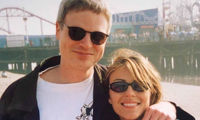 Elizabeth Hurley lamenta la muerte de Steve Bing, padre de su hijo: 'Nuestro tiempo juntos fue muy feliz'