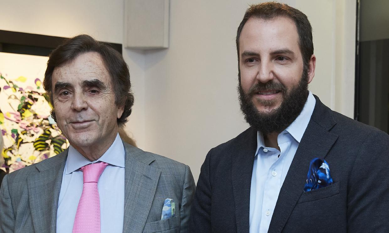 Manolo Segura y Borja Thyssen: así fue su relación como padre e hijo