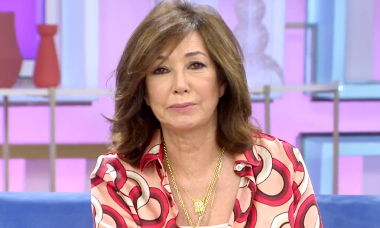 Emocionada y sin poder contener las lágrimas, Ana Rosa Quintana despide su temporada 'más dura'