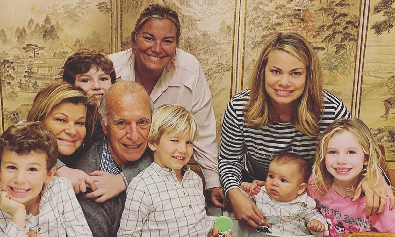 ¡Por fin juntos! El emotivo reencuentro de los hijos de Carla Goyanes con sus primitos