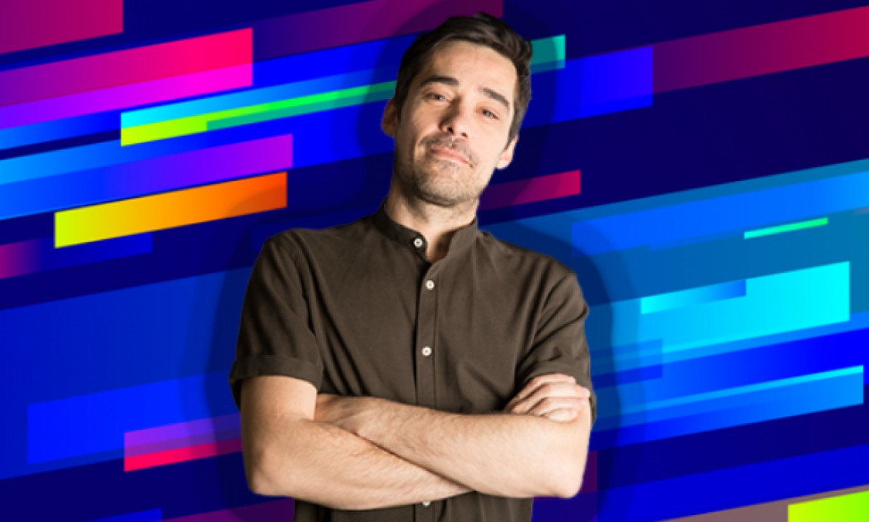 Jordi Cruz regresa a la televisión para presentar 'Top Gamers Academy'