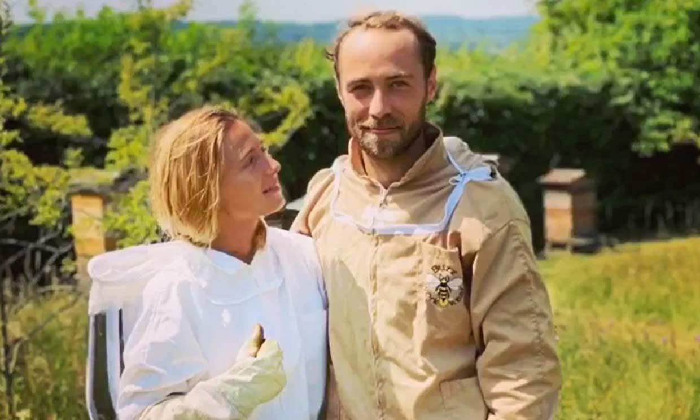 La apicultura, el salvavidas de James Middleton contra la depresión