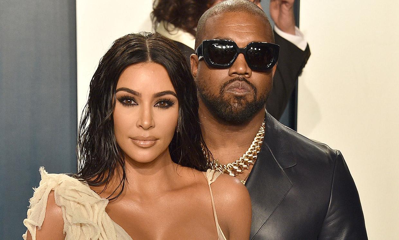 ¿Kim Kardashian, primera dama? Su marido, Kanye West, se postula para presidente de Estados Unidos