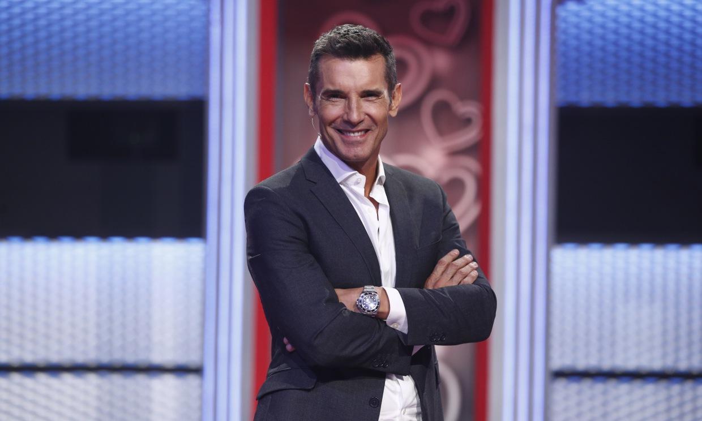 Jesús Vázquez sustituye a Toñi Moreno como presentador de 'Mujeres y Hombres y Viceversa'