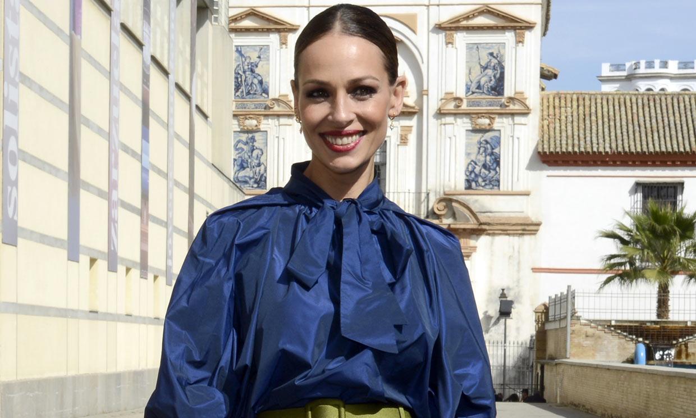 'Placeres que vuelven', esto es lo que hace Eva González cuando viaja de su casa al plató