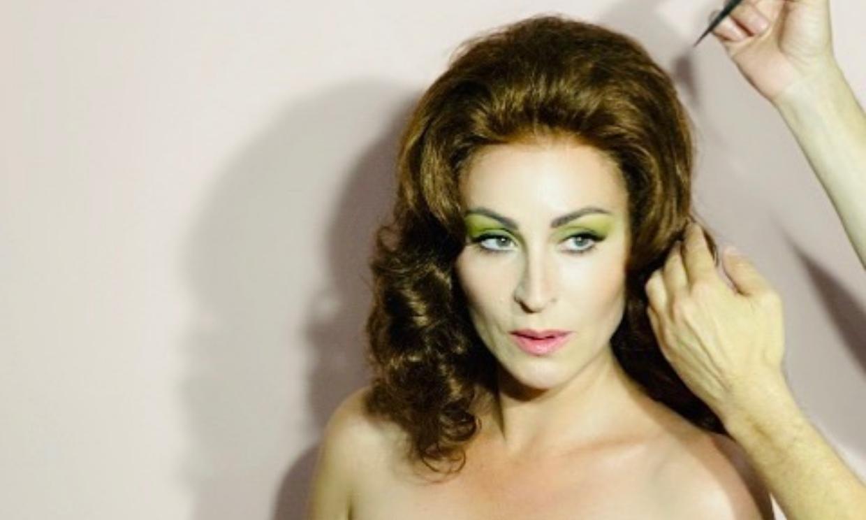 ¿La reconoces? Ana Milán se mete en la piel de una estrella histórica del cine para 'Veneno'