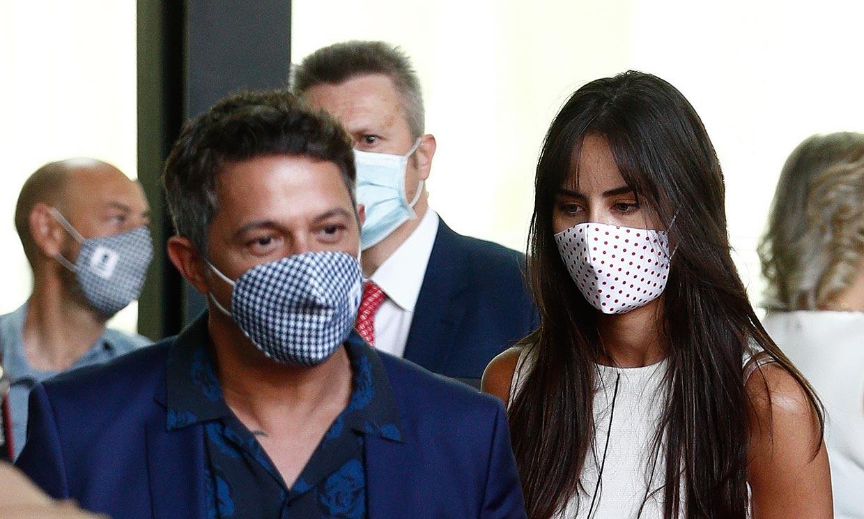 Alejandro Sanz y Rachel Valdés dan un paso más en su relación