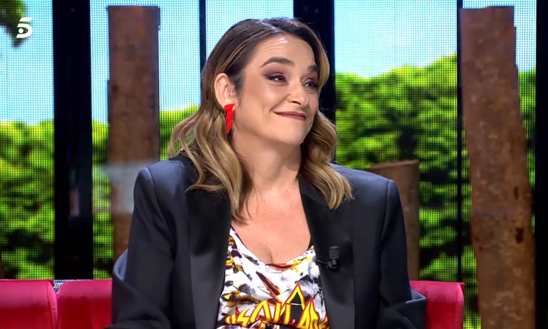 Toñi Moreno, muy emocionada: 'Cierro una etapa preciosa. No voy a llorar...'