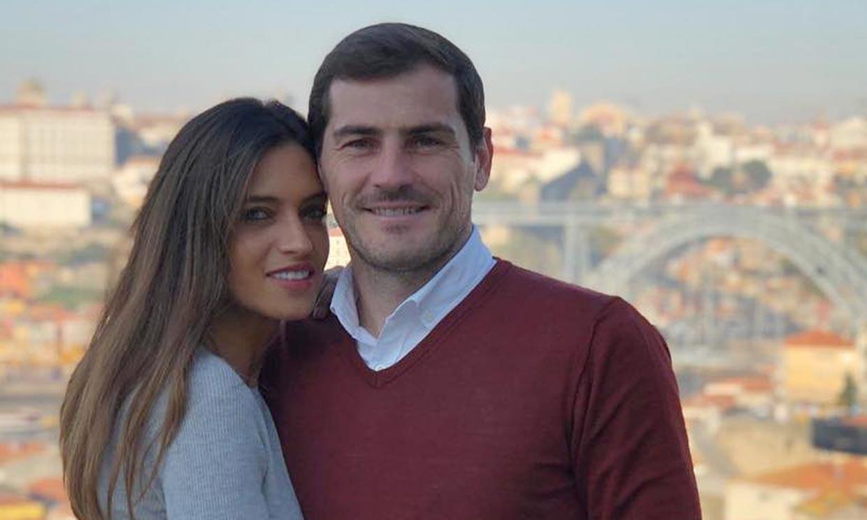 Sara Carbonero e Iker Casillas, una pareja feliz diez años después de su romántico beso en Sudáfrica