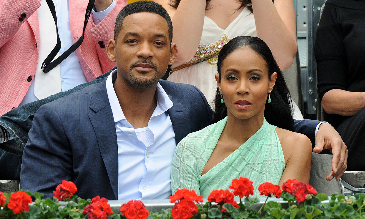 Jada Pinkett admite ante Will Smith que tuvo un 'affair' con un popular rapero